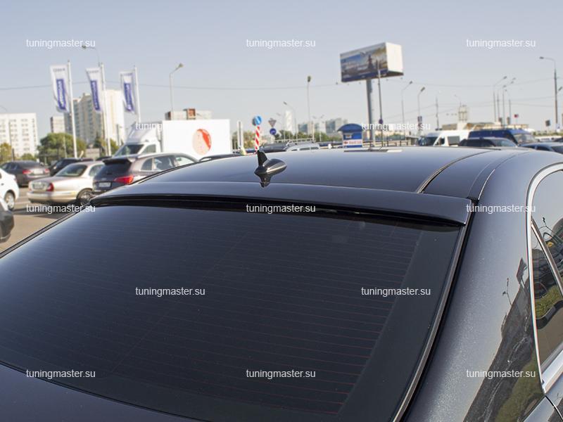 Козырек на заднее стекло Mercedes Benz W221