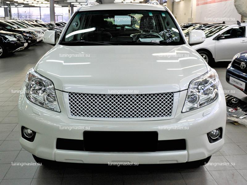 Решетка радиатора Toyota Land Cruiser Prado 150 Style Bentley