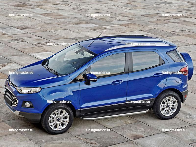 Пороги Ford EcoSport (Premium)