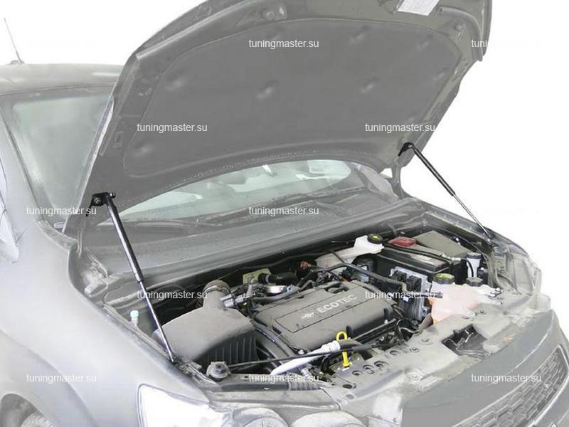 Амортизаторы капота для Chevrolet Aveo