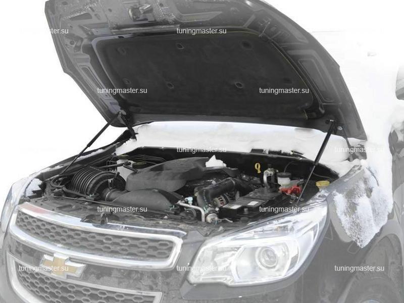 Амортизаторы капота для Chevrolet TrialBlazer