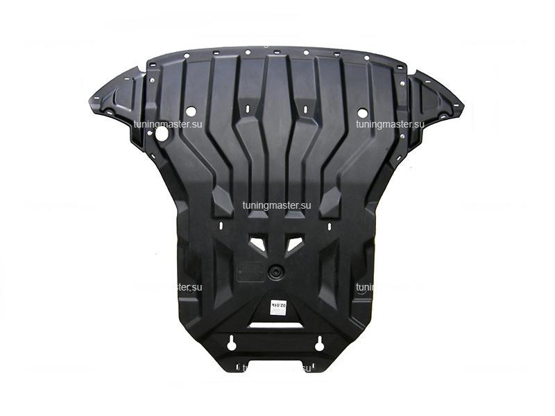 Композитная защита картера и КПП Audi Q5