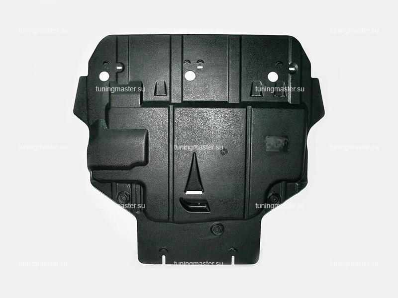 Композитная защита картера и КПП Ford Focus 2