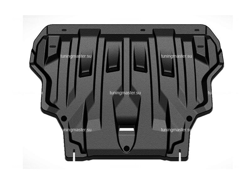 Композитная защита картера и КПП Ford Focus 3