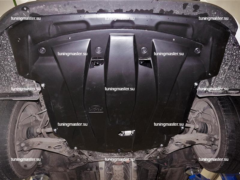 Защита картера двигателя и кпп KIA Optima