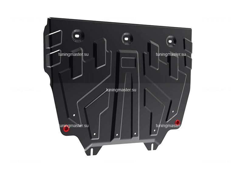 Защита картера и КПП Mazda CX-5