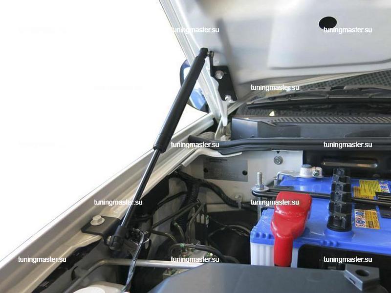 Амортизаторы капота для Mitsubishi L200