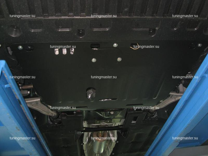 Защита картера и КПП Ford Mondeo
