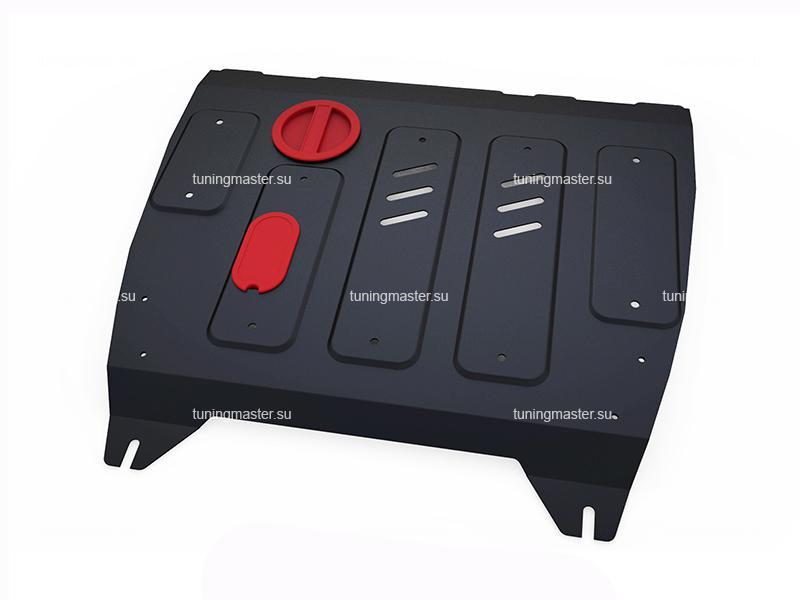 Защита картера и КПП Nissan Sentra