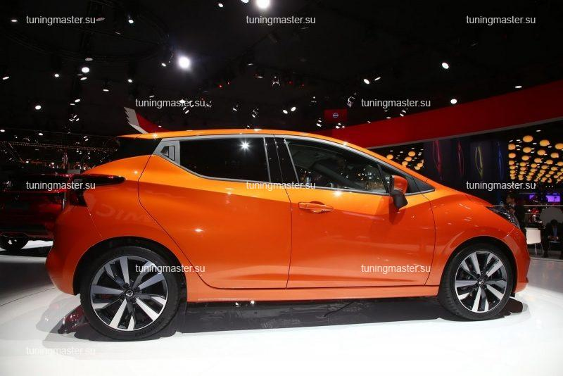 Новый Nissan Micro