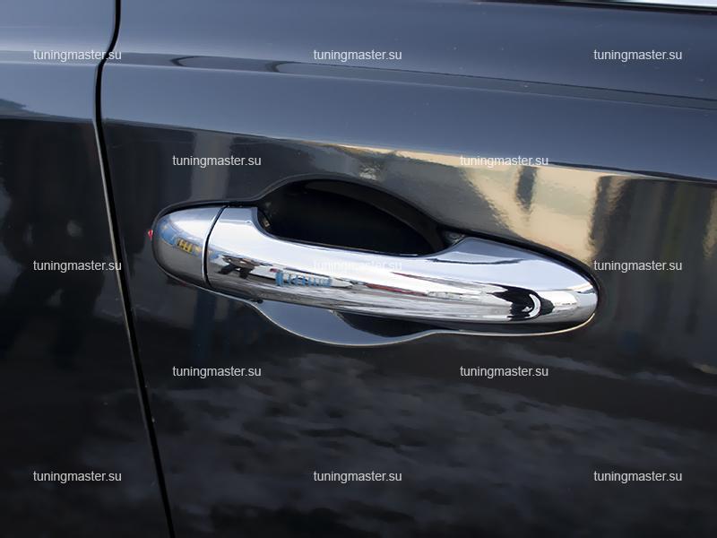 Накладки на ручки дверей Toyota RAV4