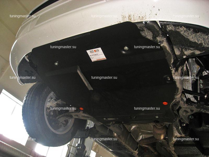 Защита картера и КПП Volkswagen Multivan