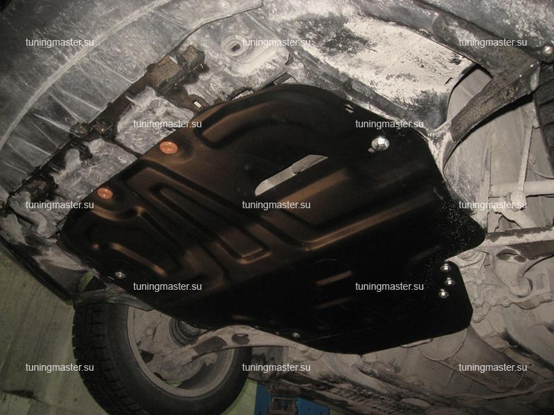 Защита картера и КПП VolksWagen Passat B6