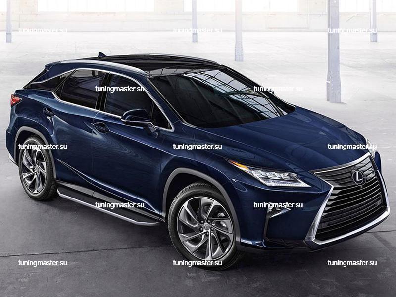Пороги Lexus RX (Premium)