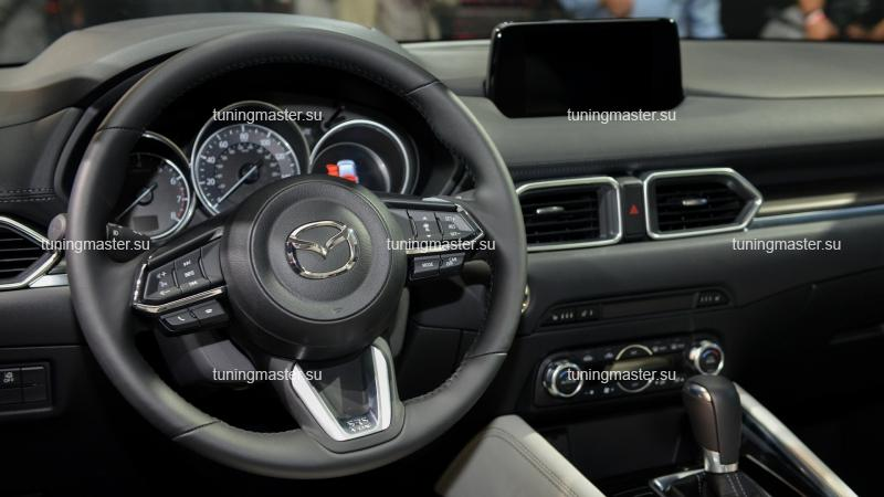 Mazda CX-5 второго поколения