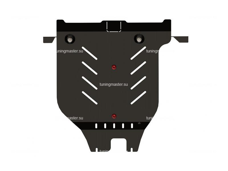 Защита заднего бампера Nissan X-Trail Т31