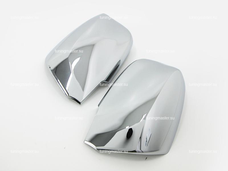 Накладки на зеркала Hyundai IX35 (без поворотника)