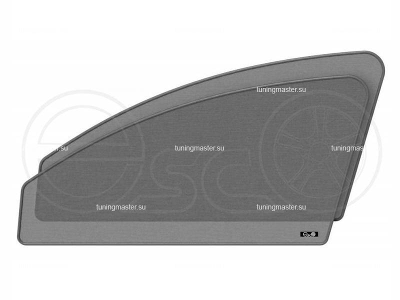Автомобильные шторки ESCO передние
