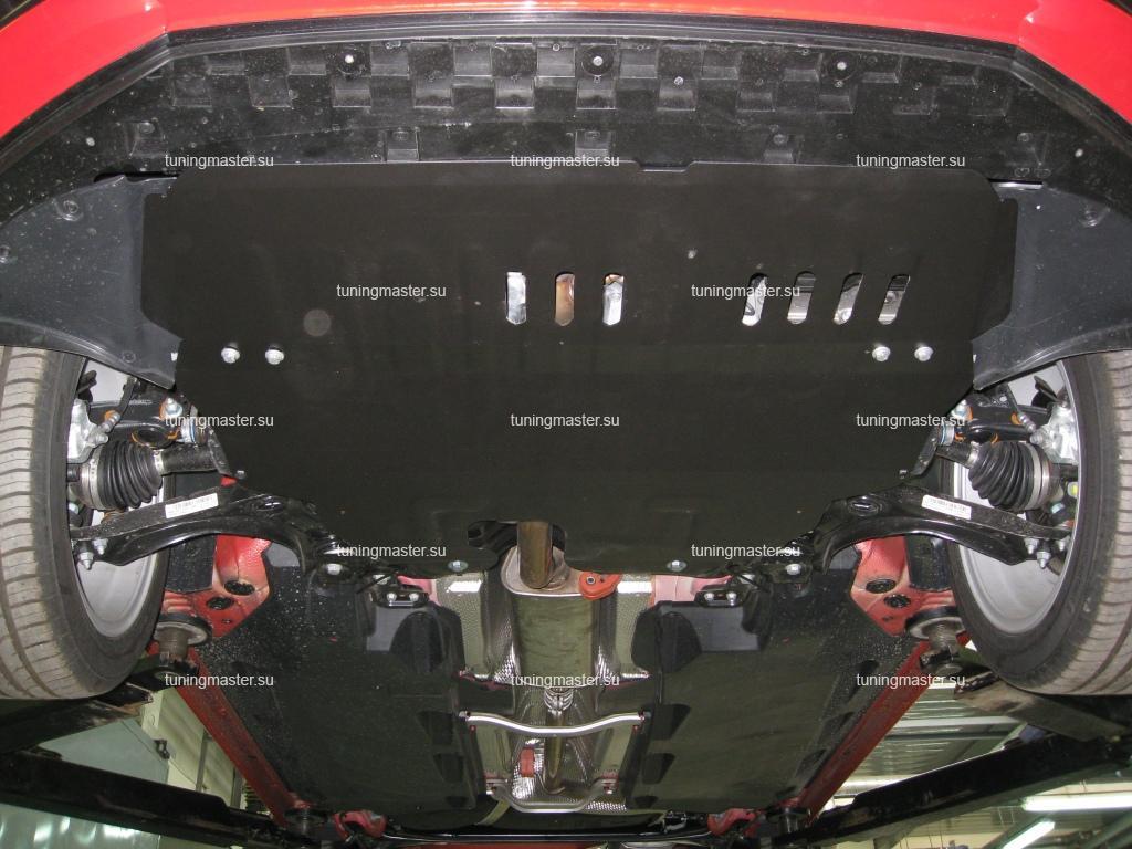 Защита картера и КПП Audi A1