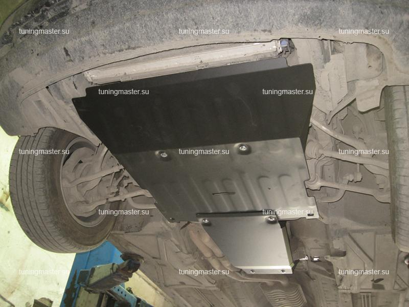 Защита картера и КПП BMW 5 E39