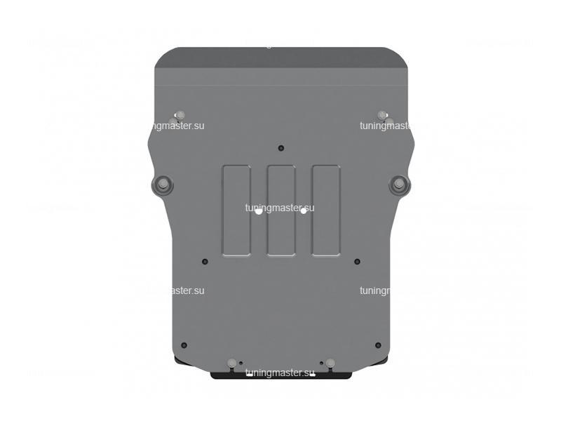 Защита картера BMW X5 E70 (алюминий)