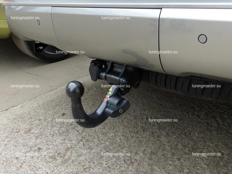 Фаркоп Toyota Land Cruiser 200 быстросъемный