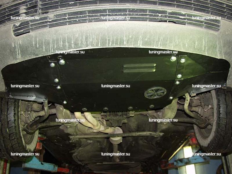Защита картера Audi 100