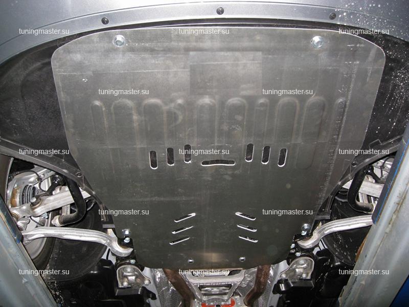 Защита картера и КПП Audi A6