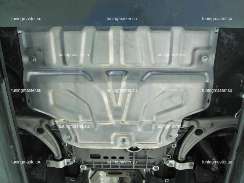 Защита картера и КПП Audi Q3