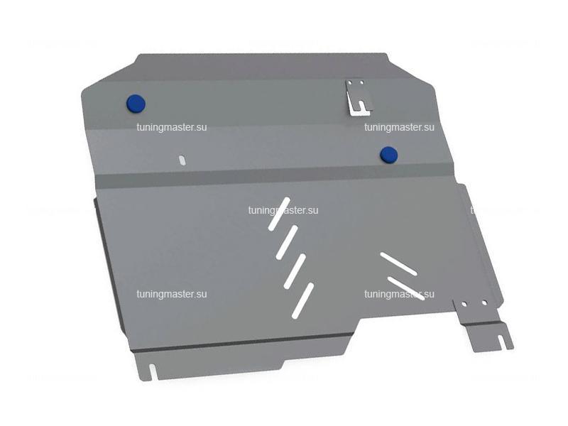 Защита картера и КПП Chevrolet Captiva (алюминиевая)