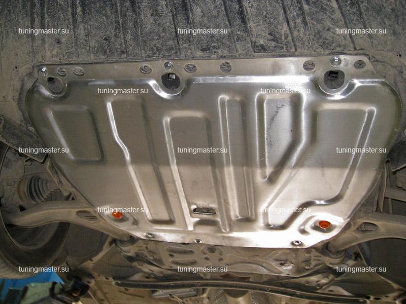 Защита картера и КПП Ford Focus 2