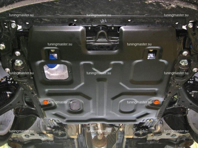 Защита картера и КПП Honda Accord 9