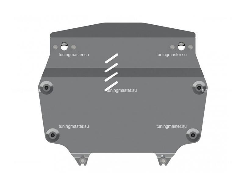 Защита картера и КПП Honda CR-V (алюминиевая)