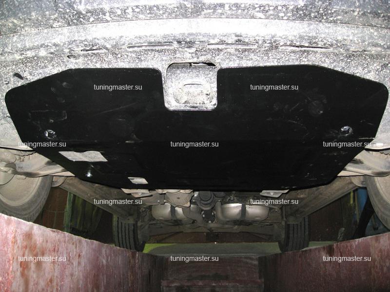 Защита картера и КПП Hyundai Santa Fe