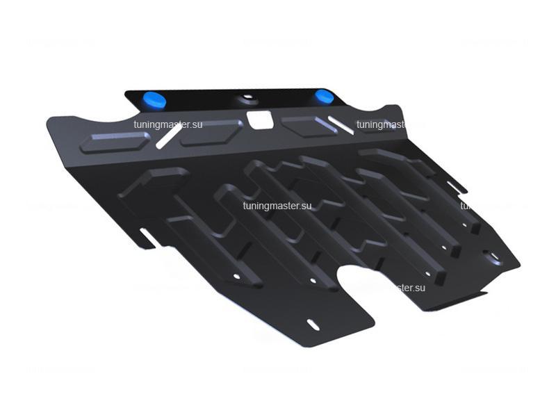 Защита картера и КПП Ford Galaxy