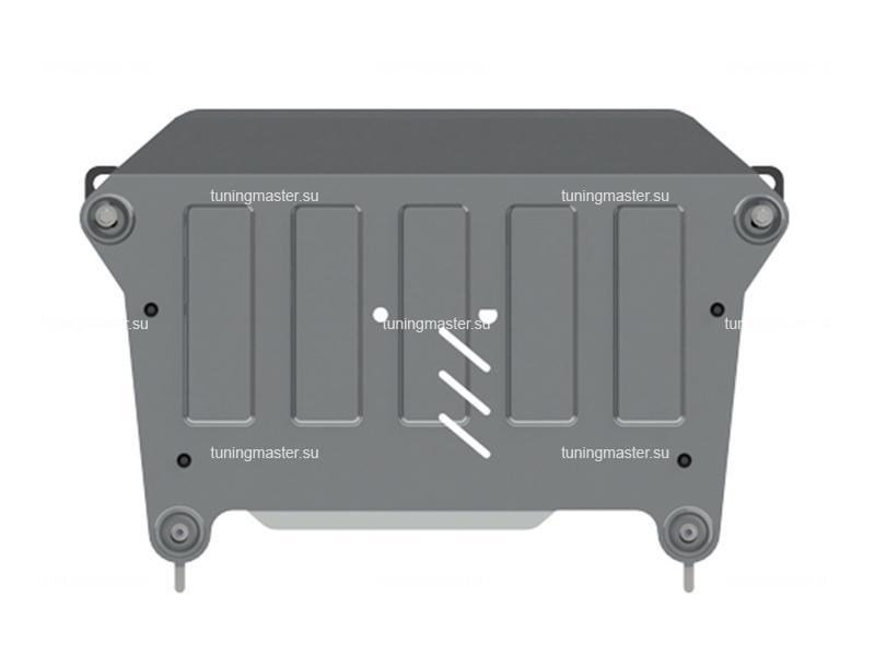 Защита картера и КПП Great Wall Hover H6 (алюминиевая)