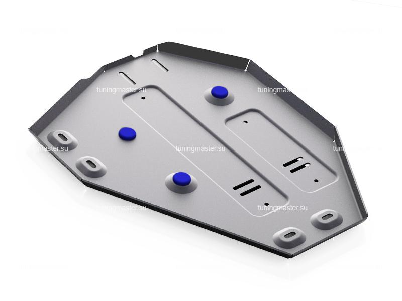 Защита топливного бака Kia Sorento (алюминиевая)