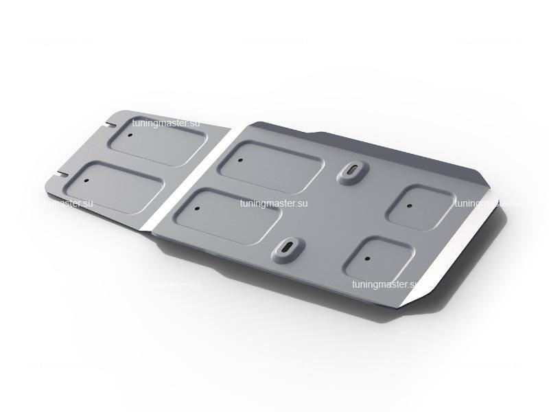Защита КПП Infiniti QX70 (алюминиевая)