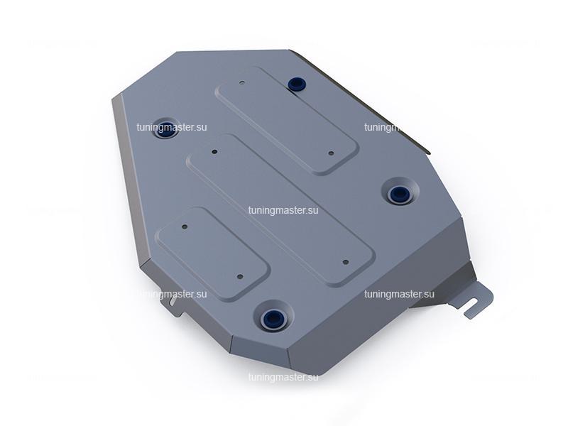 Защита топливного бака Kia Sorento Prime (алюминиевая)
