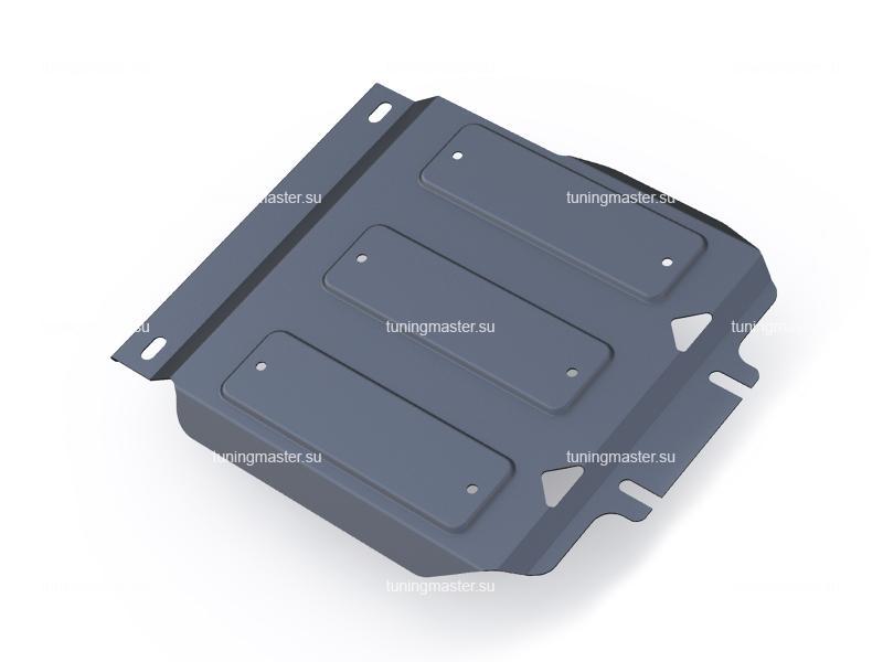Защита картера Infiniti QX56 (алюминиевая)