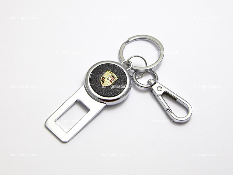 Заглушка ремня безопасности с логотипом PORSCHE