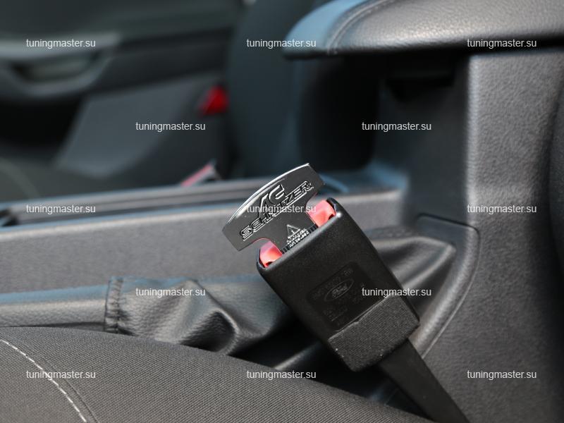 Заглушка ремня безопасности с логотипом AC Schnitzer