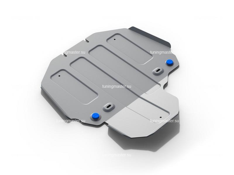 Защита КПП и РК Range Rover Sport (алюминиевая)