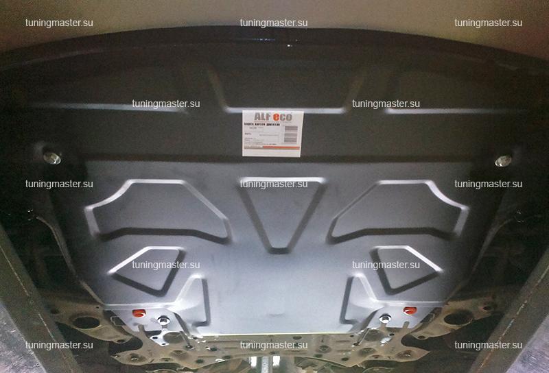 Защита картера и КПП Kia Sorento Prime