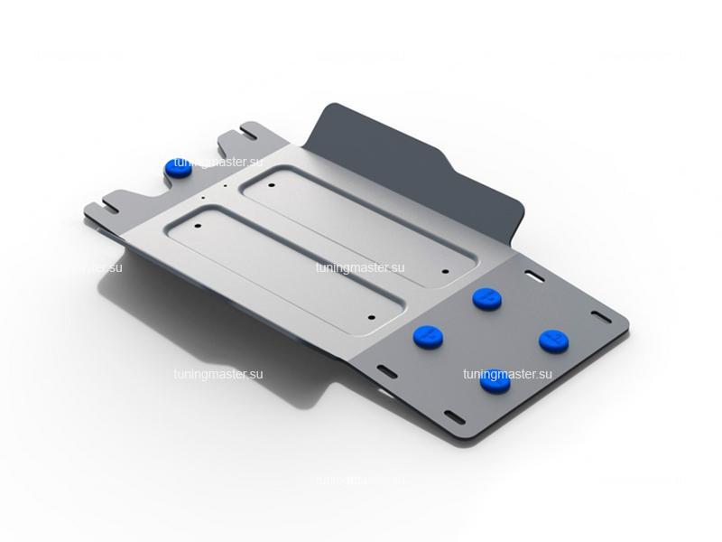 Защита коробки передач Lexus GХ470 (алюминиевая)