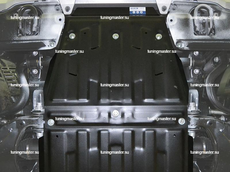 Защита радиатора Lexus LX570