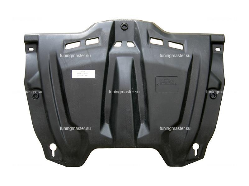 Композитная защита картера и КПП Lexus RX