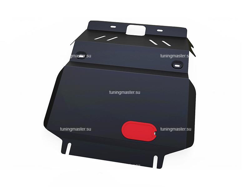 Защита радиатора и картера Kia Sportage