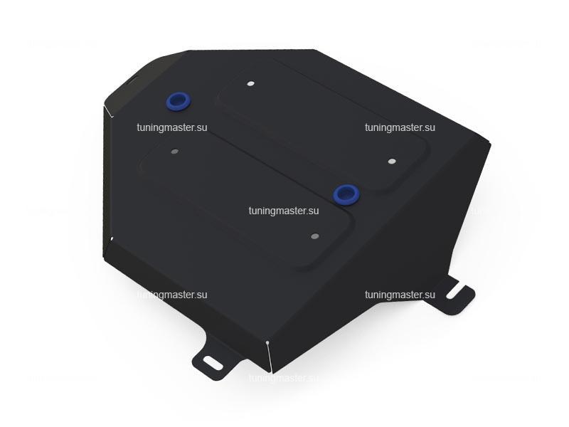 Защита топливного бака Kia Sportage