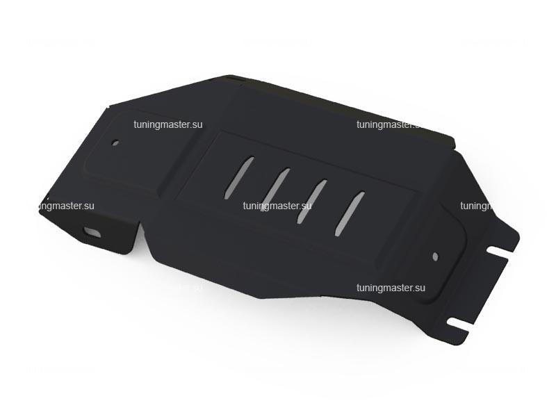 Защита заднего редуктора Kia Sportage